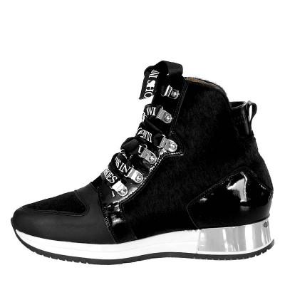 Sneakersy Ulmani Shoes 16527 Czarne