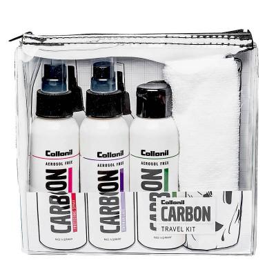 Carbon Lab Travel Kit Collonil zestaw do pielęgnacji sneakersów.