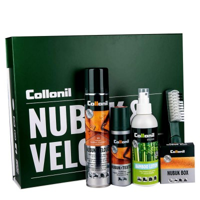Nubuk & Velours Set Collonil