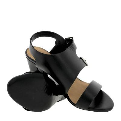 Sandały Palazzo 4633 Czarne