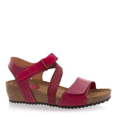 Sandały SPK Shoes 2904/T Rojo