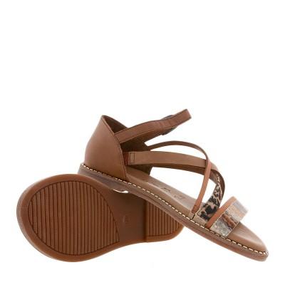 Sandały Tamaris 1-28162-24 Cognac/Comb 388