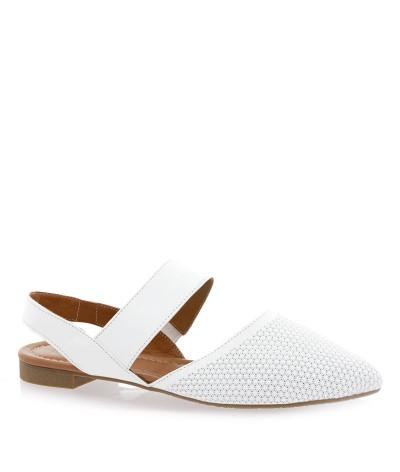 Sandały Piazza 830227 Białe