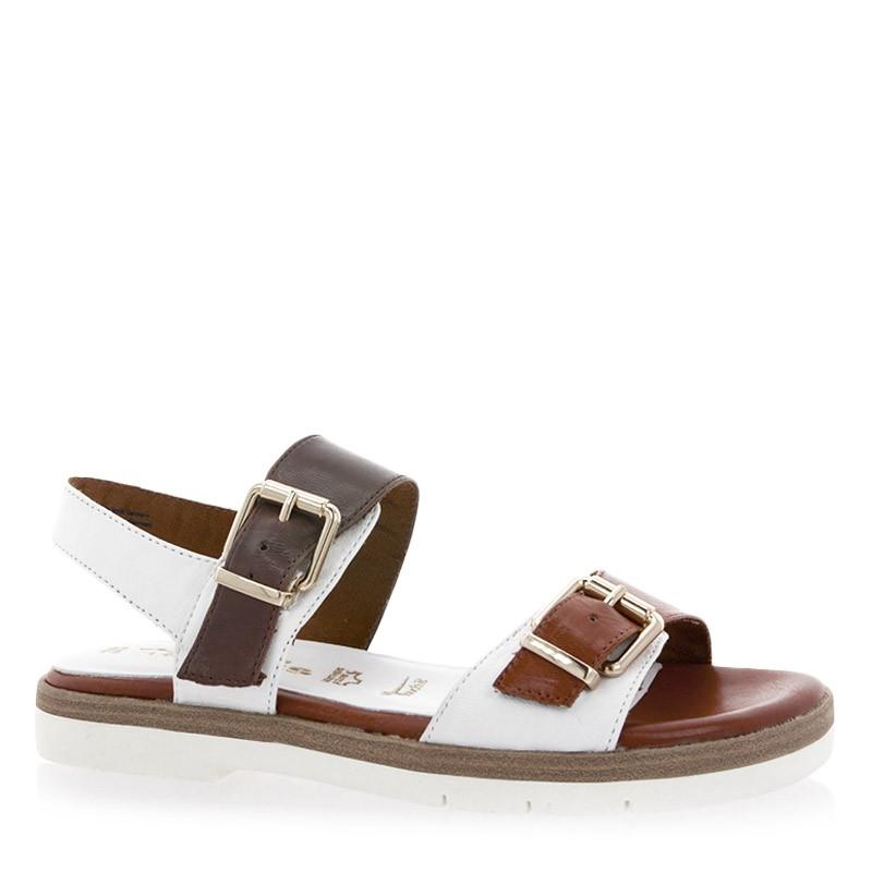 Sandały Tamaris 1-28109-24 White Comb