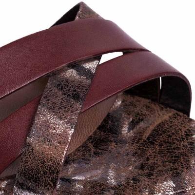 Sandały Tamaris 1-28207-24 Granata