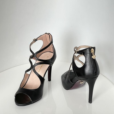 Sandały Tamaris 1-28381-26 Black