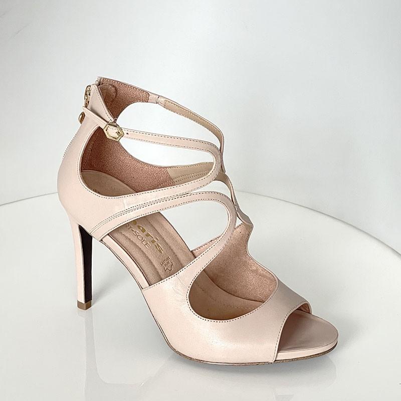 Sandały Tamaris 1-28381-26 Nude
