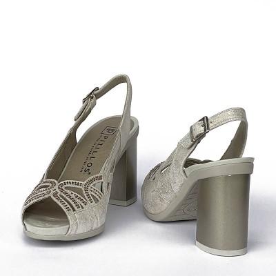 Sandały Pitillos 6763 Oro