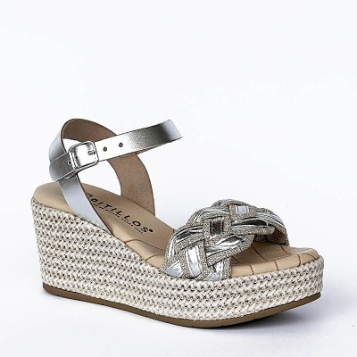 Sandały Pitillos 6811 Plata