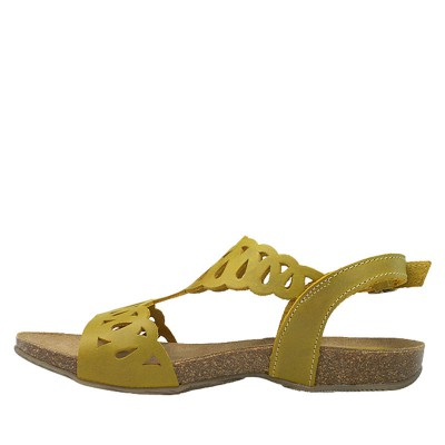 Sandały Calzados Spike SPK Shoes 921 Wass Amarillo