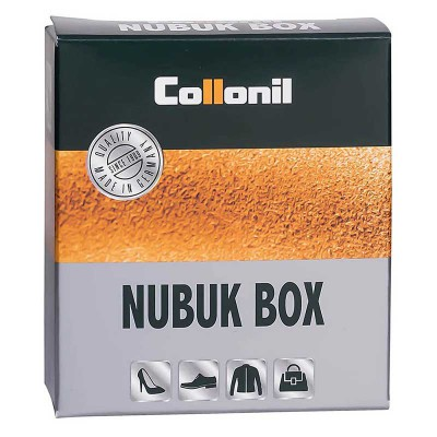 Nubuk Box Collonil kosta do butów